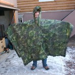 Special Forces Combat Poncho / Shelter