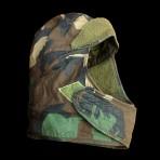 Pile Caps – Woodland Camo