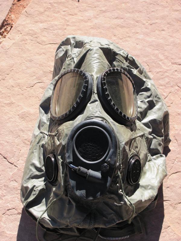 M17 Gas Mask