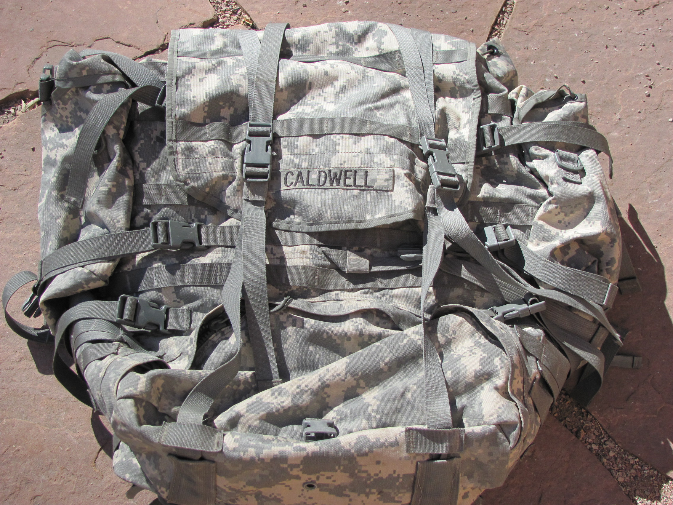 ACU Large MOLLE 2 backpack
