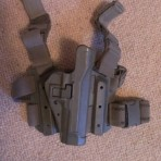 Beretta Thigh Holster