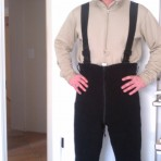 Polar Fleece Overalls