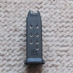 Glock 26 9mm magazine