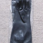 NBC chemical gloves