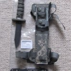Survival knife, ASEK system