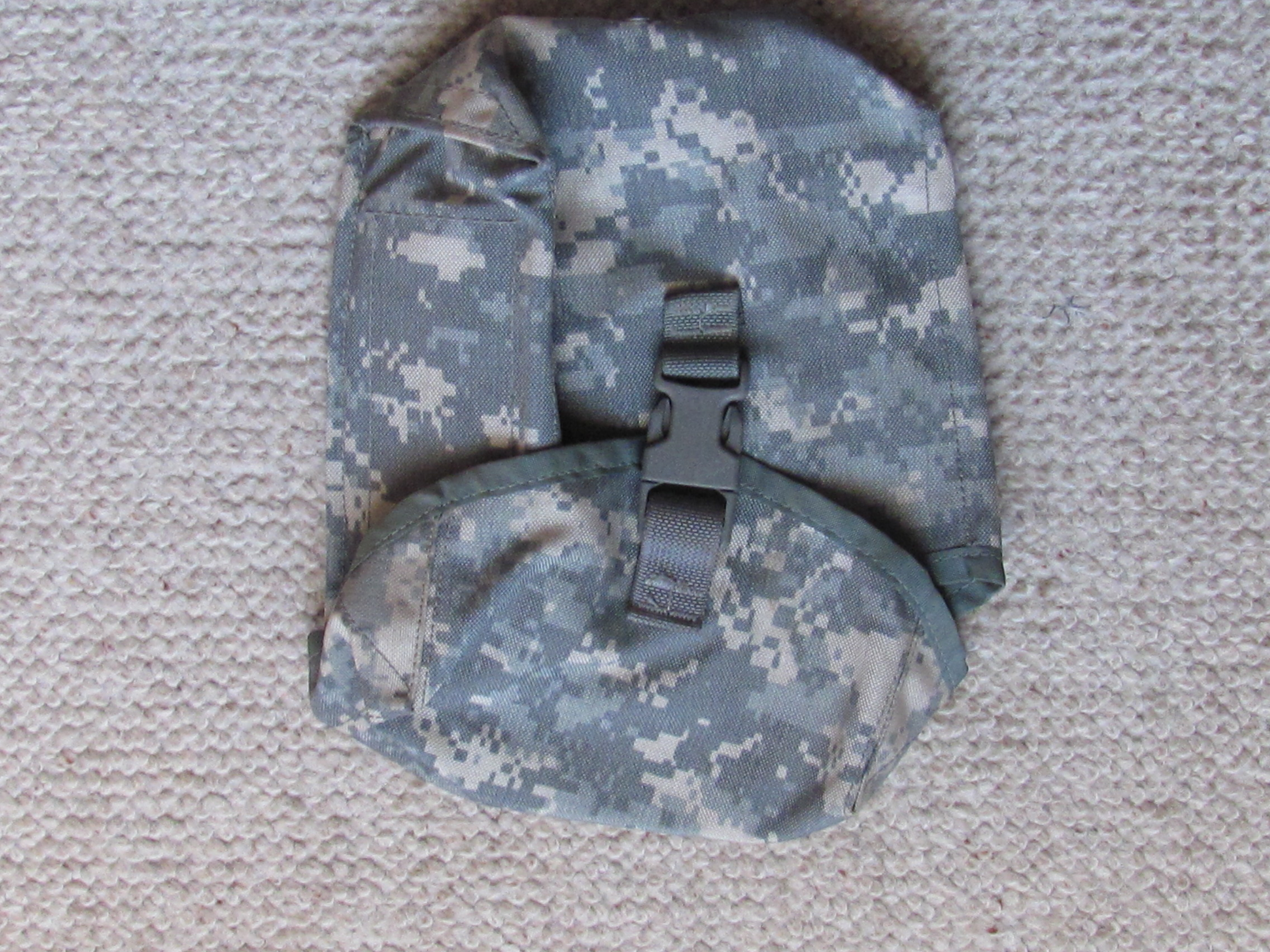 MOLLE  200 round SAW pouch
