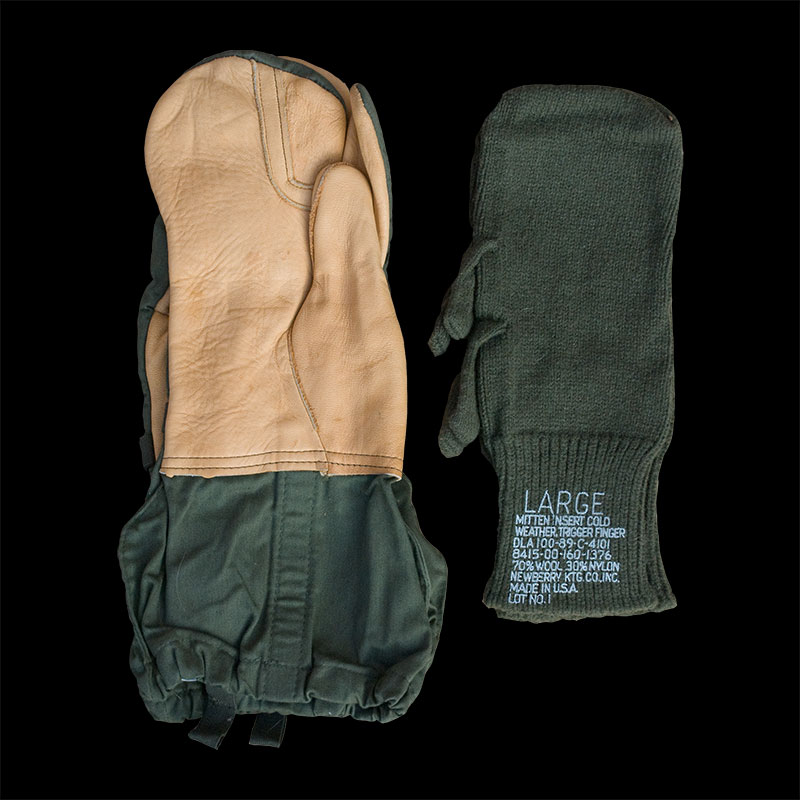 Riflemans Mittens Gloves