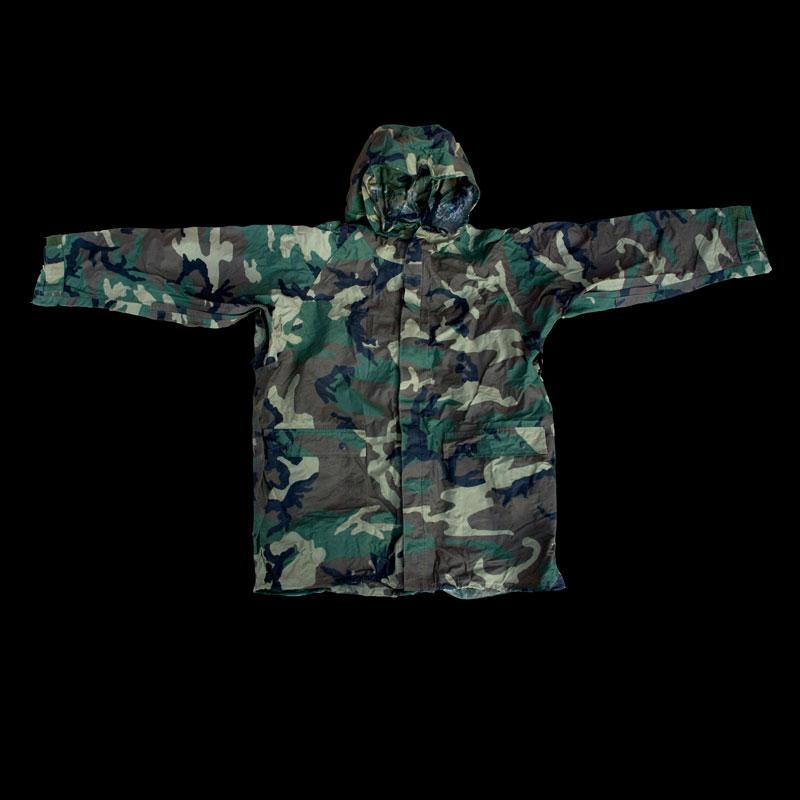Rainsuit Jacket
