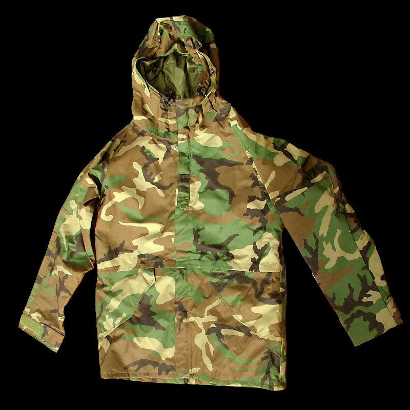 Cold Weather gore tex jacket