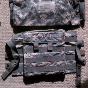 Body Armor side balistic insert